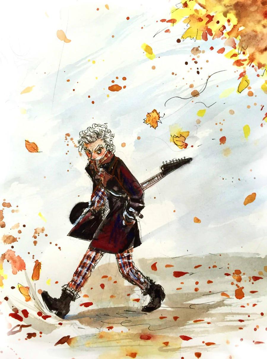 Autumn by Sildesalaten
