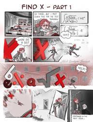 Find X - part 1