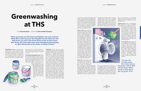 Greenwashing article