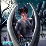 KYUHYUN DEVIL [FANART] by AddyBarabashkaLee