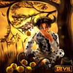 SIWON DEVIL [FANART] by AddyBarabashkaLee