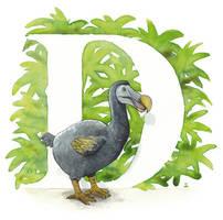 Lost Dodo by saraquarelle