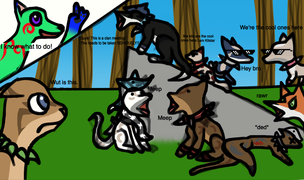 [Game] Warrior cats roleplay | Animal Jam Wiki | FANDOM ...