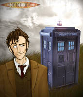 My other car is a Tardis. by TheMuffalow
