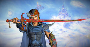 The Red Sword - Firion
