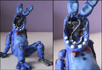 Five nights at freddy's 2 (Old Bonnie)