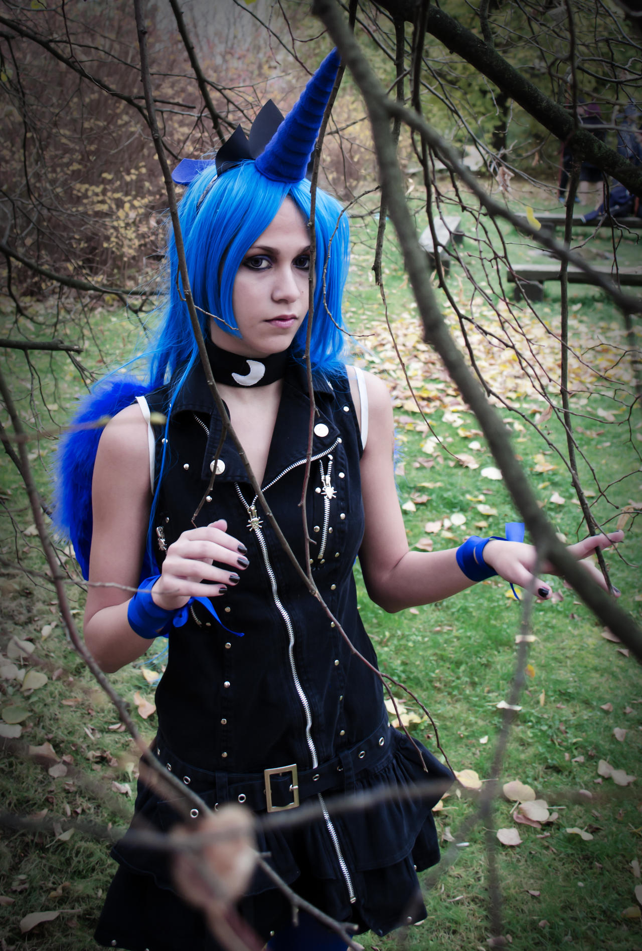 Princess Luna Cosplay My Little Pony Luna By Albaal Dlg