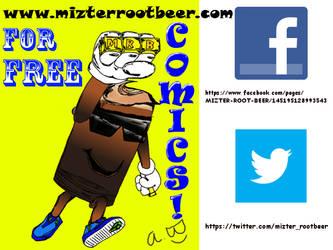 Mizter Root Beer(TM) AD by MIZTER-ROOTBEER