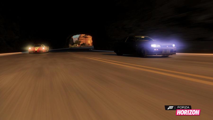 Forza Horizan : Stealth R by Megasxlrfan5