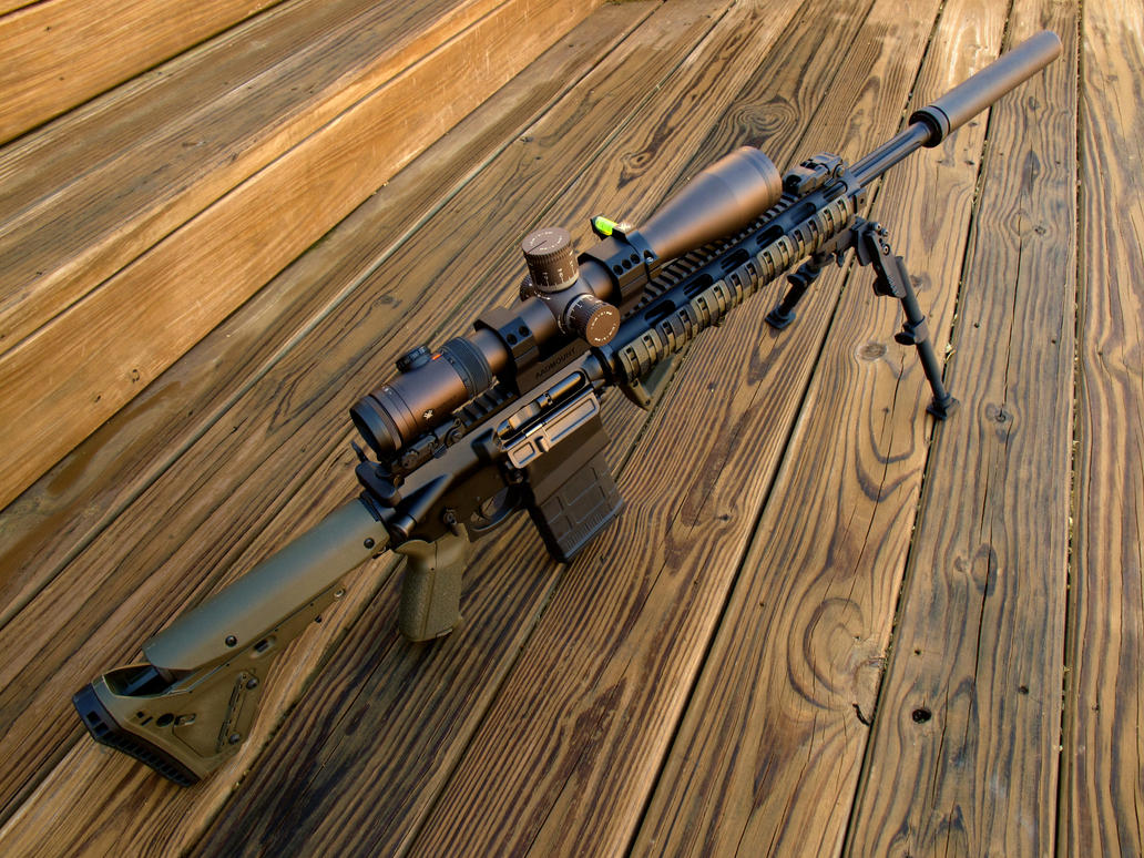 Sniper's Hide 2 by NFIDLART