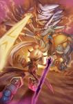 TeaMagic:The legenary fighter