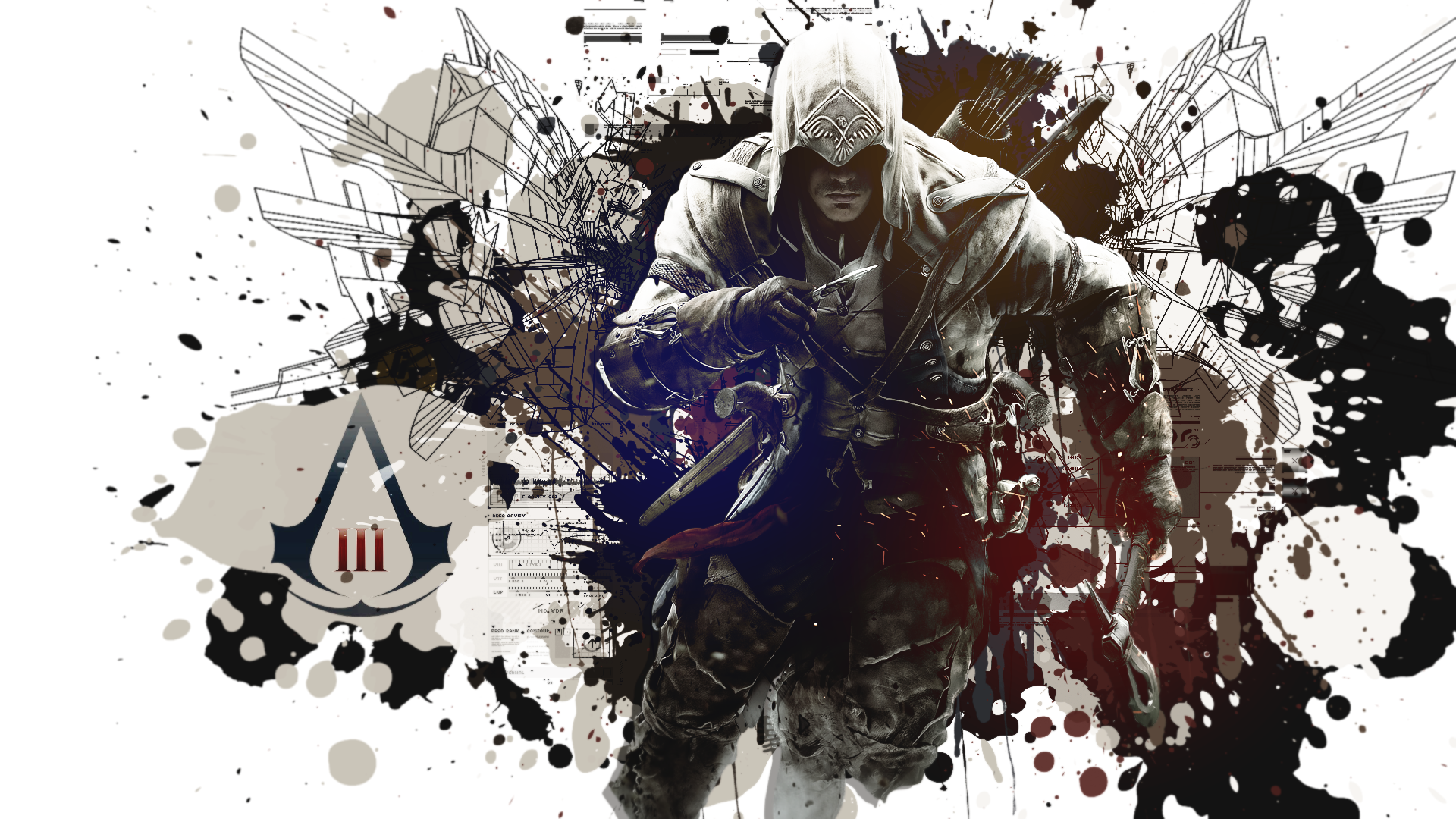 Assasins creed 3 wallpaper 1080p by gigy1996 on deviantart assasins creed 3 wallpaper 1080p by gigy1996 voltagebd Choice Image
