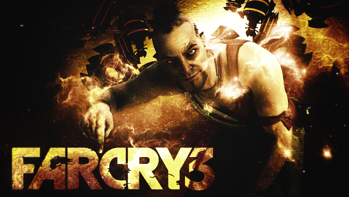 Far Cry 3 Vaas Wallpaper By Gigy1996 On Deviantart