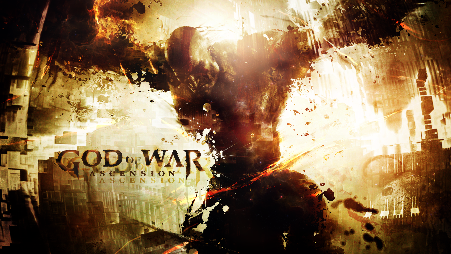 God Of War Ascension Wallpaper By Gigy1996 On Deviantart