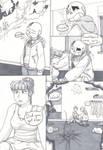 Battle Boutique (Post-tale Part 2) Pg 50