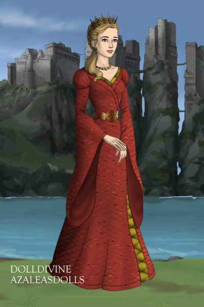 Rosa, Queen of Baron by CBowdidge