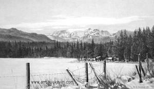 The Comox Glacier