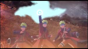 Naruto Sage Mode - Fuuton:Rasen Shuriken Signature by xSoraKurosaki