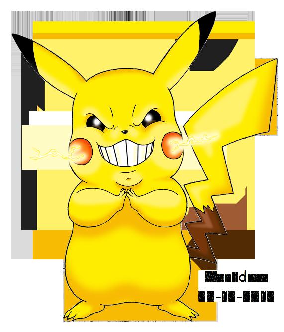 evil pikachu wallpaper - photo #34