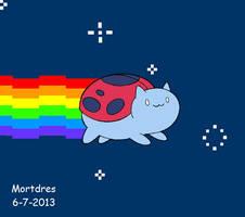 Nya Catbug by Mortdres