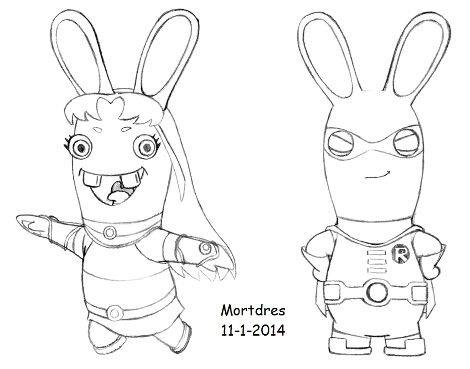 Nickelodeon Coloring Pages From Rabbid Invasion Coloring Pages Rabbids Coloring Pages