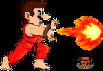 Mario's fireball