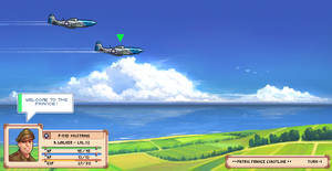 2D game about ww2 pilots #1