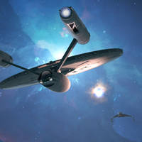 Star Trek  - Explorer - Episode 3 Promo by deciever2000