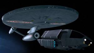 USS Explorer - NCC 0571 - Starship Class by deciever2000