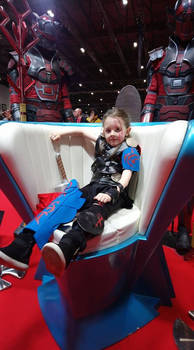Little Gladiator Thor