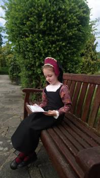 Little Tudor Queen - Catherine Parr