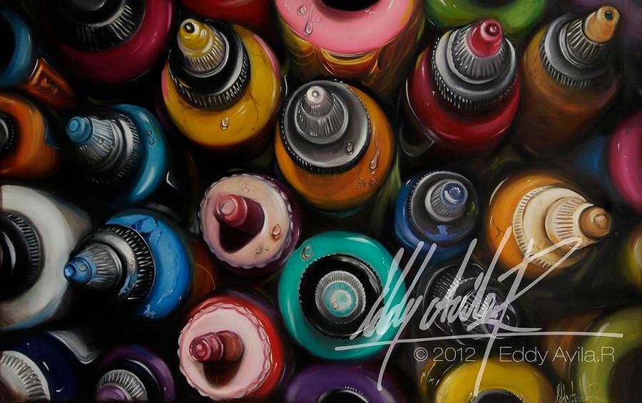 Tattoo Ink By Eddy Avila R