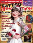 Tattoo Revolution Magazine by eddy-avila-r
