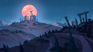 Red Moon Ruins