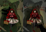 Little Red Riding Hood - Light and Dark