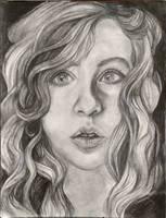 Self portrait by 7AirGoddess3