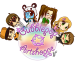 BubblePop ArtShoppe Promotional Trade