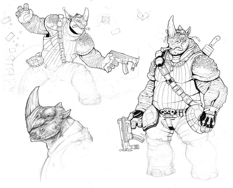 Rocksteady by Teratophile