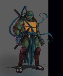 Leonardo by Teratophile