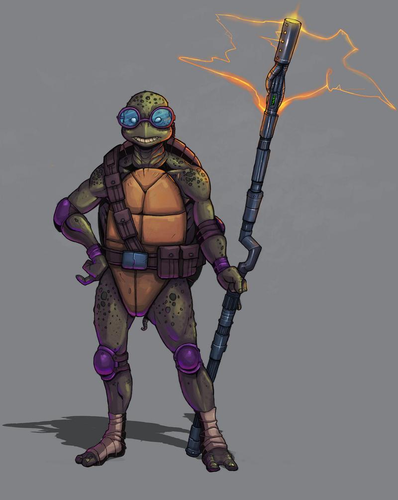 Donatello by Teratophile