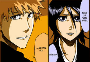Ichiruki in my Bleach?