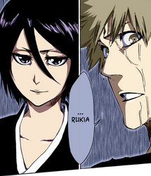 Ichiruki in my Bleach? Again?