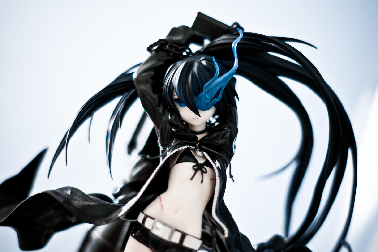 Black rock shooter 1 8 original ver by xanthicflowers for Ver shooter online