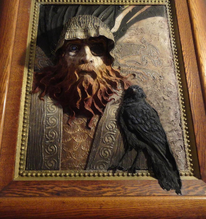 Odin by KevinNichols