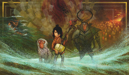 Kubo and the 2 strings by KevinNichols