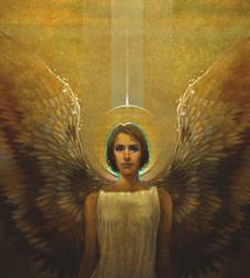Angel 9 by KevinNichols
