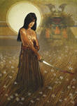 Lady Ronin by KevinNichols