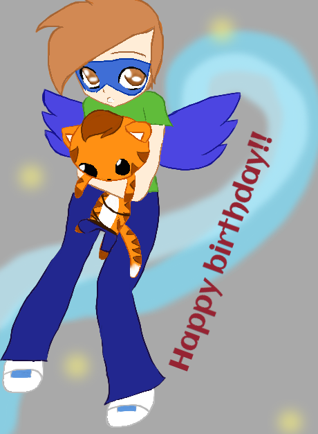 Birthday gift 1 by 0reopony