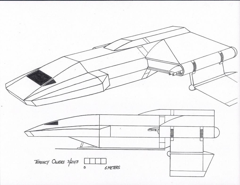 page 006 generation 1 condor class MOD 6 condor tr by blacklion68