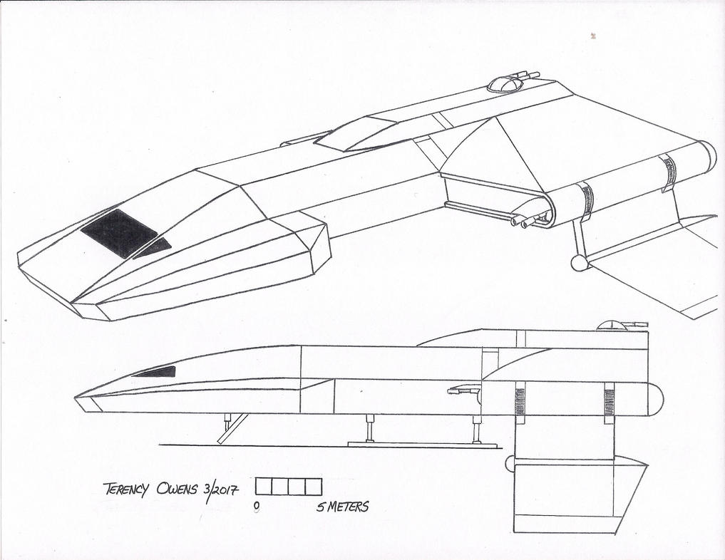 page 009 generation 1 condor class MOD 3a armed co by blacklion68
